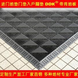 刮沙除尘地垫生产 橡胶防滑防尘地垫脚垫怎么用 除尘防尘地垫