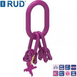 德国RUD进口起重吊具索具主挂环IAK系列原装路德120级吊具配件