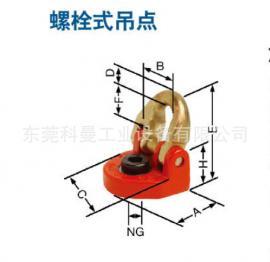 德��THIELE�M口螺栓式吊�c旋�D吊�cGK8系列TWN�p螺栓式吊�h索具