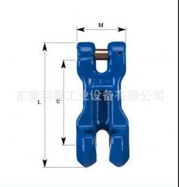 德国THIELE进口100级缩短爪TWN链条配件固定式缩短装置吊环索具