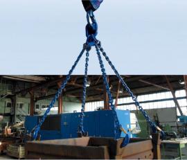 德国THIELE四肢吊链100级进口吊装原装蒂勒起重链条吊具索具配件