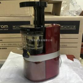 hurom/惠人原汁机全自动果蔬多功能商用慢速原汁榨汁机E588FR