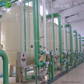 地下水处理设备 井水除铁锰过滤器 地下水净化设备