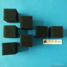 华恒 聚氨酯海绵生物球填料生物滤池污水处理 定制
