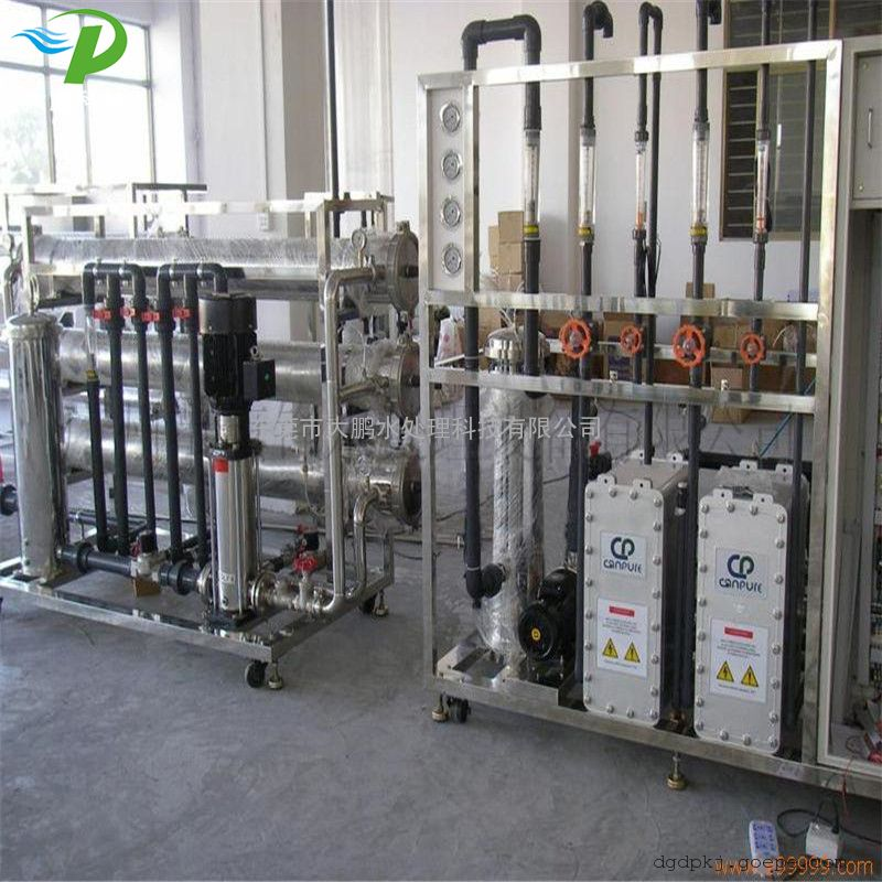 EDI电除盐水处理超纯水设备 EDI超纯水装置