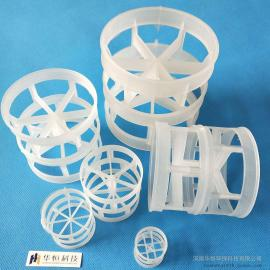 PP塑料鲍尔环填料 环保过滤 量大从优 专业定制全国上门指导安装