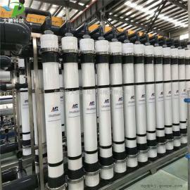 UF超滤设备 超滤净化水设备 水库水净化装置