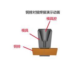 变电站接地网铜排焊接用放热焊接模具焊粉