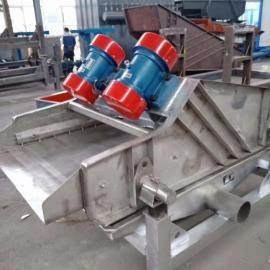 矿山用的脱水振动筛煤泥高效筛分机脱水机