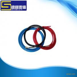 超高压水清洗软管300MPA高压软管螺栓拉伸器用液压高压软管