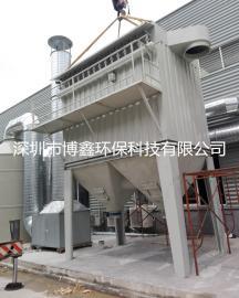 *定制木工厂粉尘治理脉冲布袋除尘器