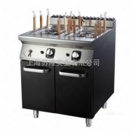 HECMAC海克FG7X2B0TN燃气煮面炉、海克商用燃气煮面炉