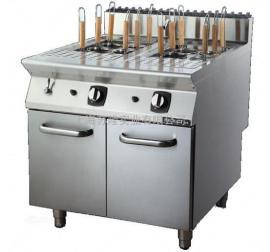 海克FG9X2F0TN 燃气双缸煮面炉、厨房燃气煮面炉专用