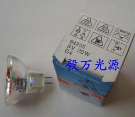 ZEISS蔡司KL200显微镜灯泡4170-85-9005 8V20W
