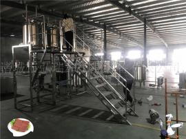 鸭血机器-全套血豆腐生产设备