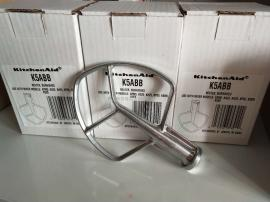KitchenAid 5ksm7580x厨师机配件7qt不锈钢平搅器搅拌桨5k7粉掌