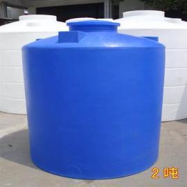 直供帝豪牌2立方耐酸碱塑料水箱食品级塑料水箱