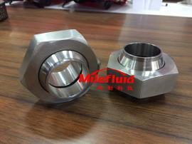RJT卫生级不锈钢焊接活接头,RJT高精度焊接活接头非标订做