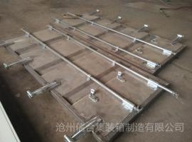 集装箱厂家定制集装箱门 对开门 设备箱保温门
