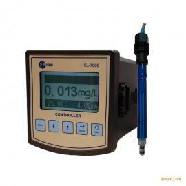 智能恒压法余氯分析仪CL-7600工业在线余氯检测仪