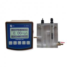 工业在线余氯分析仪 CL-8100 自来水处理余氯检测仪