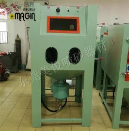 手动喷砂机箱式高压型1010D