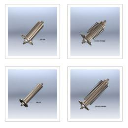 Powertek同轴电阻/同轴分流器1M-2