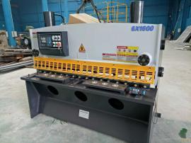 供应小型液压闸式剪板机QC11K-6X1600