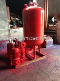 消防一体化增压稳压给水设备参数