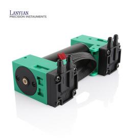 双头微型24v真空泵直流喷射泵高压水泵12v电动打气泵自吸增压泵