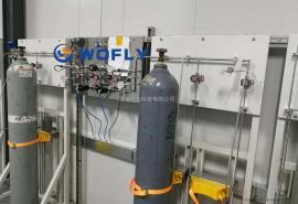 实验室集中供气系统氢气乙炔集中供气系统