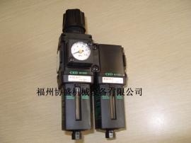 4KA240-06-DC24V CKD截止阀