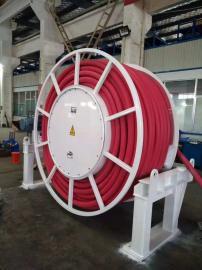 订制卷管器 大型盘管器 非标卷管器 信号电缆卷盘 定制非标卷盘