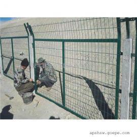 高铁防护栅栏规格