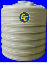 耐酸碱水箱 4吨pe塑料储罐 盐酸储罐 双氧水储罐4立方塑料桶