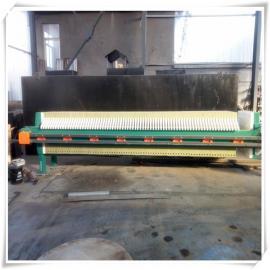 洗沙场污水处理板框 经济实用型污泥板框压滤机