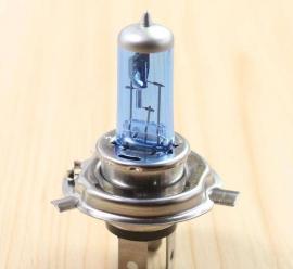 汽车前大灯H3卤素灯产品