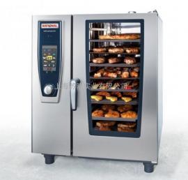 德国RATIONAL乐信商用10层SCC101多功能蒸烤箱