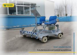 轻型大载重轨道检修平车电动轨检车