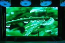 室内P1.875高清LED显示屏安装 P1.8无缝小间距屏报价