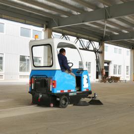驾驶式扫地车大型工厂车间建筑工地道路清扫车小区物业扫地机