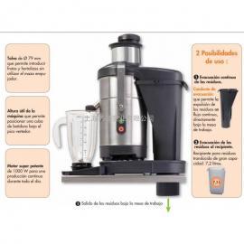 法���M口robot-coupe J100ultra商用果汁吧蔬果榨汁�C原汁大口��
