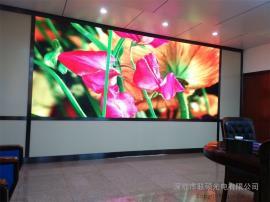 会议室高清显示屏报价 高清LED大屏幕P1.2P1.6P1.8安装预算