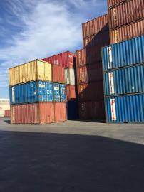 出售租赁改制二手海运集装箱特种集装箱