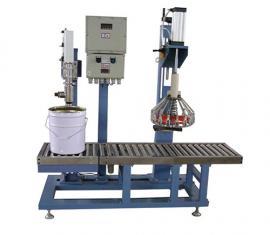 小剂液体膏体灌装机 液膏两用灌装机 日化罐装设备 安全可靠