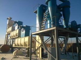 氢氧化钙生产线熟石灰生产现场-专业技术培训