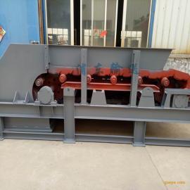 BQ2000板喂机 浦东输送制造垃圾回收输送机 耐磨链板板式给料机