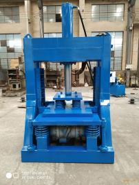 震动压力机 液压式震动压力机 耐火材料成型设备