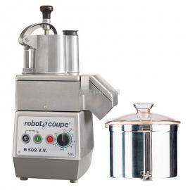 法国Robot-coupe R 502 V.V商用切菜机 进口食物处理 调速粉碎机