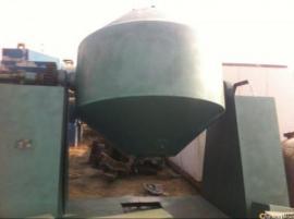 出售多台5000升搪瓷双锥干燥机